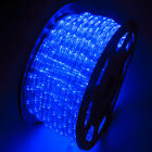 New 50'100'150'LED Rope Light Home In/Outdoor Christmas Decorative Party Blue фото