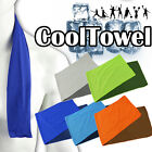 Ice Cooling Cool Towel Cycling Running Gym Golf Sport Cold SOAK IN WATER image