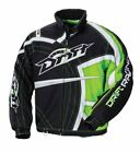 Drift Racing Men's RPM Snowmobile Jacket with Liner - Lime Green 5255-12*
