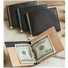 Man Money Clip Wallet Men Wallets Man Bifold Wallet Cow Leather Wallet DMW1103K