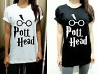 Potter Head Summer Funny Gift Harry Potter Womens T Shirt Tshirt Short Sleeve