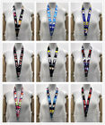 Japanese Anime Video Game Lanyard Mobile Keys ID Neck Strap Keychain Free Ship