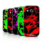 Paint Splatter Phone Case/Cover for Samsung Galaxy Ace 4/G357