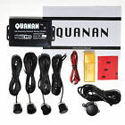 QUANAN Parking Reversing Sensor Buzzer for Metal/Lower Bumper,Vans&Pick Up Truck