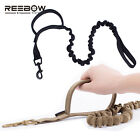 Outdoor Tactical Puppy Dog Training Leash Police Military Elastic Bungee Strap