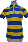 PAUL & SHARK YACHTING POLO ART E14P0121SF COL. 681   SLIM FIT MULTICOLOR