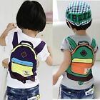 Bus Trip School Bag Design Boy Girl Kids Top T-Shirt Party Show Shirt New 2-7y