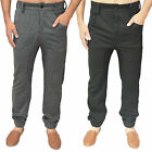 Mens Designer Humor Jeans Joggers Bottoms Pants Trouser Cuffed Caton 8415605