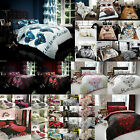 Duvet Cover With Pillow Case Modern & Animal Design Quilt Cover Bedding Sets New
