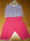 ROXY baby girl summer top vest & trousers pants 3-6 m BNWT outfit