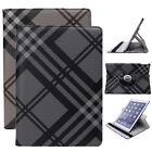 Ultra Luxury Leather 360 Rotating Smart Case Cover Stand for IPAD 2 3 4 Air Mini