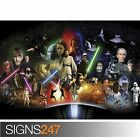 STAR WARS (1018) Photo Picture Poster Print Art A0 A1 A2 A3 A4 £15.95 GBP