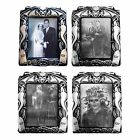 HOLOGRAPHIC SCARY CHANGING PICTURE HALLOWEEN PARTY SPOOKY VINTAGE DECORATION