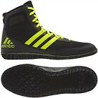 Adidas Mat Wizard.3 MEN'S Wrestling Shoes, Black-Neon Yellow S77969  NEW!