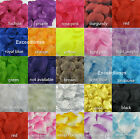 500PCS Silk Rose Flower Petals Leaves Wedding Party Table Confetti Decoration