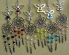 Dreamcatcher Guardian Angel Car Mirror Charm Christmas Present Gift MANY COLOURS