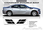 For DODGE CHARGER EE-3317 DOUBLE BAR Graphics Kit Decals Trim Emblems 2015-2016