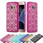 Slim Matte Hard PC Case Cover Skin + film For Various Samsung Galaxy Phone