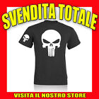 T SHIRT MAGLIA THE PUNISHER FILM IDEA REGALO AUTO MOTO TUNING UOMO DONNA UNISEX