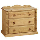 HANDMADE SOLID PINE OXBRIDGE CHEST OF DRAWER - ASSEMBLED (NO FLATPACKS)