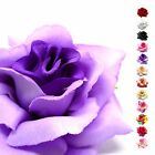 "TID (2-12pcs) Large Silk Roses Heads 3.75"" - Fabric - Wedding Artificial Flower"