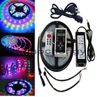 Waterproof 5M 5050 RGB Dream Color 6803 IC LED Strip Light 133 Change RF Remote