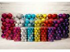 24PCS 3/4CM Colourful Balls Baubles for Christmas Tree Xmas Party Decorations