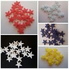 150 Edible Sugarpaste Sugar STARS Cupcake Topper Sprinkles (9mm) Any colours