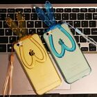 For iPhone 5/5S 6 /6plus rabbit ear adjustable stand transparency Case Skin