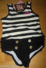 Juicy Couture designer baby girl swimsuit swim suit set 12-18 m BNWT