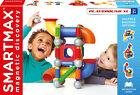 SmartMax Magnetic Discovery Playground XL - 46 Pieces Suitable for Age 3+