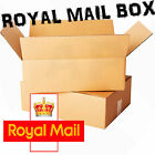 450x350x160mm NEW ROYAL MAIL MAXIMUM SIZE SMALL PARCEL CARDBOARD POSTAL BOXES