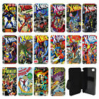 DC Marvel comic book Flip Wallet cover case for Apple iPhone No.1