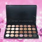 88G - Pro 28 Colors Eyeshadow Neutral Nudes Palette Makeup Set Party Wedding
