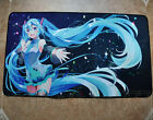 Vocaloid Miku YGO VG MTG CARDFIGHT Game Large Keyboard Mouse Pad Playmat #29
