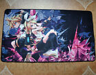 Vocaloid Miku YGO VG MTG CARDFIGHT Game Large Keyboard Mouse Pad Playmat #75
