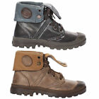 Palladium Pallabrouse Baggy L2 Leather Men's Boots