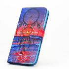 Luxury Fashion Wallet Flip Patterned PU Leather Case Cover With Stand For Phones