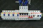 Contactum MCB 30mA RCD RCBO RCBO Circuit Breaker Main Switch - NEW - TESTED