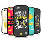 HEAD CASE DESIGNS LIFE AND LEMONS HYBRID CASE FOR APPLE & SAMSUNG PHONES