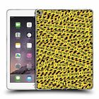 Head Case Designs Warning Tape Soft Gel Case For Apple Samsung Tablets