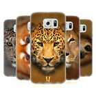 HEAD CASE DESIGNS ANIMAL FACES 2 SOFT GEL CASE FOR SAMSUNG PHONES 1