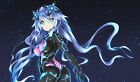 Hyperdimension Neptunia Yugioh VG MTG Game Large Keyboard Mouse Pad Playmat #26