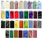 Anti Static Dress Lining Fabric Material 140 /150c wide Wedding Prom Dress