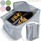Portable Travel Shoe Bag Storage Case Organizer Zipper Dustproof Colour Choice
