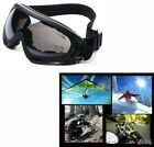 2016 SPORT OUTDOOR MOTORCYCLE SKIING AIRSOFT PAINTBALL PROTECTION GOGGLES