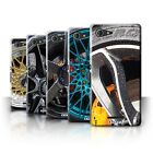Alloy Wheels Phone Case/Cover for Sony Xperia E3