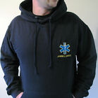 FIRST RESPONDER / AMBULANCE/ FIRSTAID / PARAMEDIC SOL EMBROIDERED HOODIE