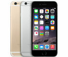 Apple iPhone 6 - 64GB - Factory GSM Unlocked Smartphone BLACK WHITE GOLD