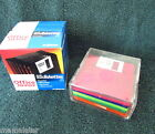 """34 New 3.5"""" Floppy Disks IBM Formatted 2HD 1.44MB New Double Sided Lot"""